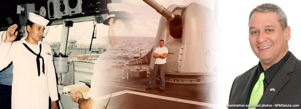 Carlos Garcia - NFM Salute October 2017